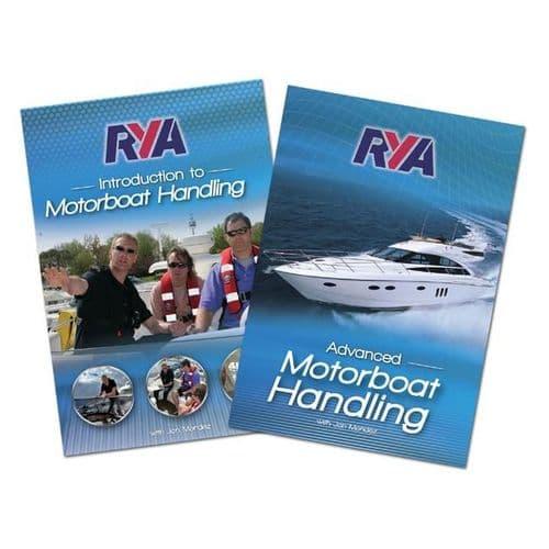 RYA Introduction/Advanced Motorboat Handling DVD Set (DVD30)